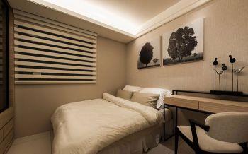 卧室后现代风格装修设计图片