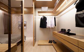 衣帽间衣柜现代风格装潢效果图