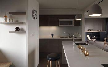 厨房吧台简约风格装饰效果图