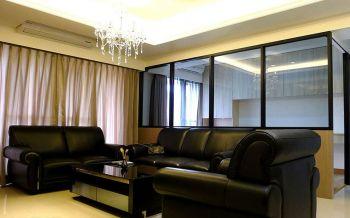 现代风格70平米2房2厅房子装饰效果图