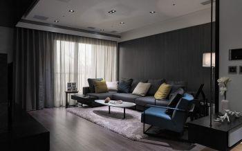 现代简约风格150平米大户型房子装饰效果图