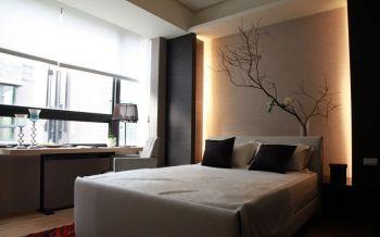 卧室白色床新古典风格装修图片