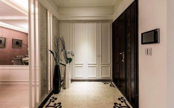 玄关衣柜新古典风格装修图片