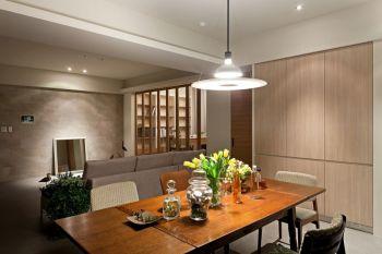 现代简约风格150平米三室一厅新房装修效果图