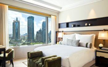 卧室现代风格装饰图片