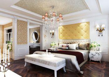卧室地板砖欧式风格装修设计图片