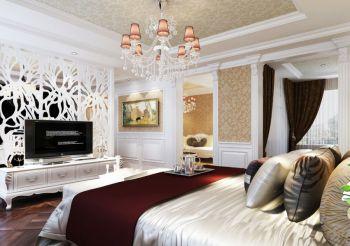 卧室灯具欧式风格装饰设计图片