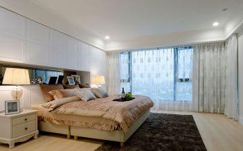 卧室地板砖现代欧式风格装修效果图