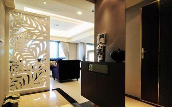 现代欧式风格134平米3房2厅房子装饰效果图