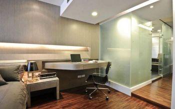 卧室地砖现代简约风格装潢图片