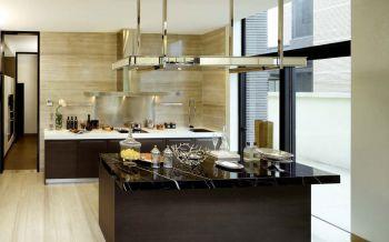 厨房背景墙现代欧式风格装饰效果图