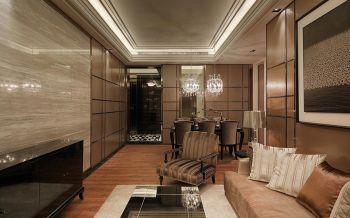 客厅地板砖古典风格效果图