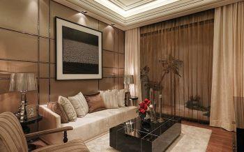 古典风格100平米3房2厅房子装饰效果图