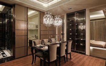 餐厅灯具古典风格装饰效果图