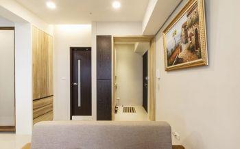 玄关地板砖简约风格装饰设计图片
