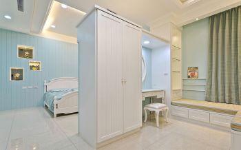 简欧风格80平米复式房子装饰效果图