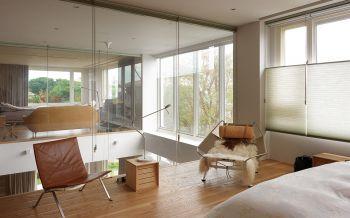 现代简约风格150平米4房1厅房子装饰效果图