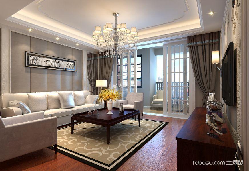120~180㎡/简约/三居室装修设计
