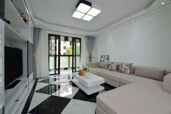 简约风格90平米套房房子装饰效果图