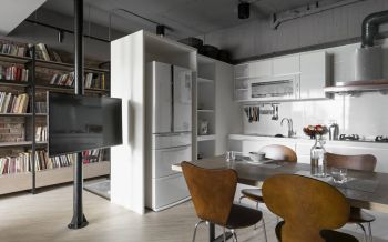 2020后现代70平米装修效果图大全 2020后现代一居室装饰设计