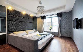 后现代风格120平米3房1厅房子装饰效果图