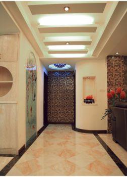 玄关吊顶古典风格装饰图片