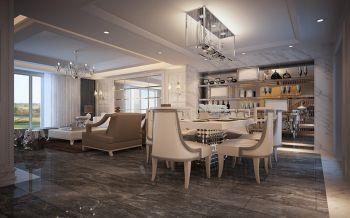 餐厅餐桌新古典风格装修图片