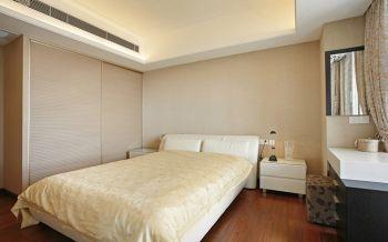 卧室床头柜新古典风格装潢图片