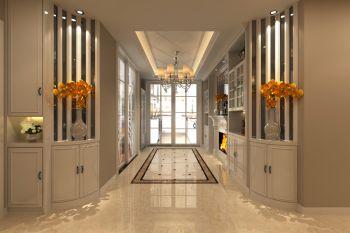 玄关衣柜欧式风格装修设计图片