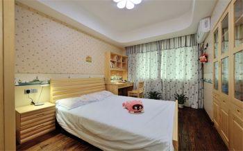 卧室现代欧式风格装修效果图