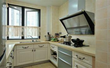 厨房现代欧式风格装饰效果图