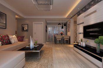 2021现代简约70平米装修效果图大全 2021现代简约一居室装饰设计