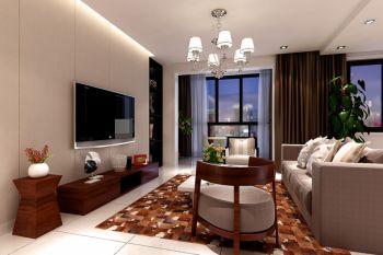 简约风格150平米3房1厅房子装饰效果图