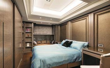 卧室衣柜现代欧式风格装修设计图片