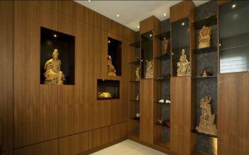 中式家具书房装修图