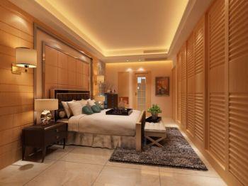 卧室简欧风格装修效果图