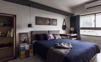 卧室后现代风格效果图