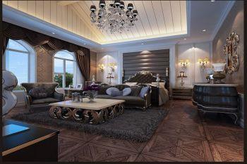 卧室简欧风格效果图