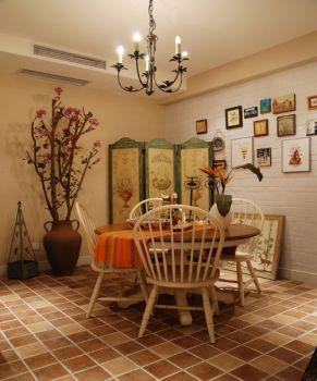 餐厅照片墙欧式风格装饰效果图