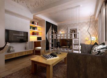 2020现代简约150平米效果图 2020现代简约三居室装修设计图片