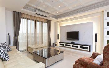 现代风格简单之家装修效果图