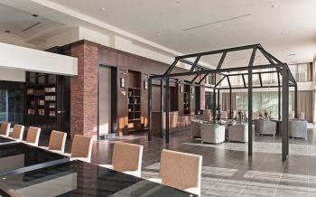 酒店商务休闲座装潢设计