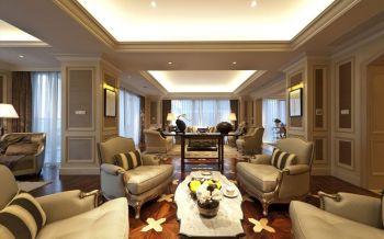 2021欧式150平米效果图 2021欧式别墅装饰设计