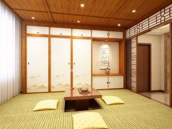 榻榻米中式风格装饰设计图片