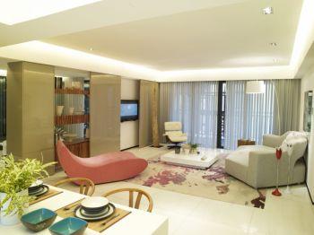 2019后现代100平米图片 2019后现代三居室装修设计图片