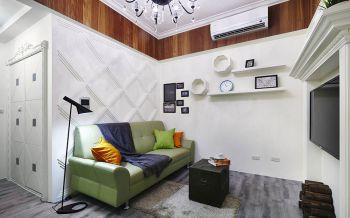 舒适一居室简约装修效果图