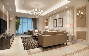 2021现代欧式150平米效果图 2021现代欧式四居室装修图