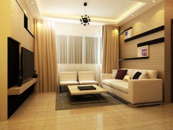 简约风格温馨二居室装修效果图欣赏