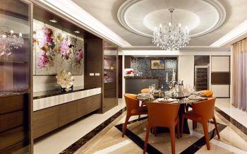天沁家园现代简约混搭三居室装修效果
