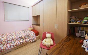 儿童房榻榻米混搭风格装潢图片